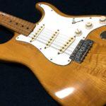 Funギタースクールの貸出用エレキギター