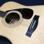 Funギタースクールの貸出用アコースティックギター