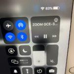 ZOOM GCE-3をiPadに接続できた