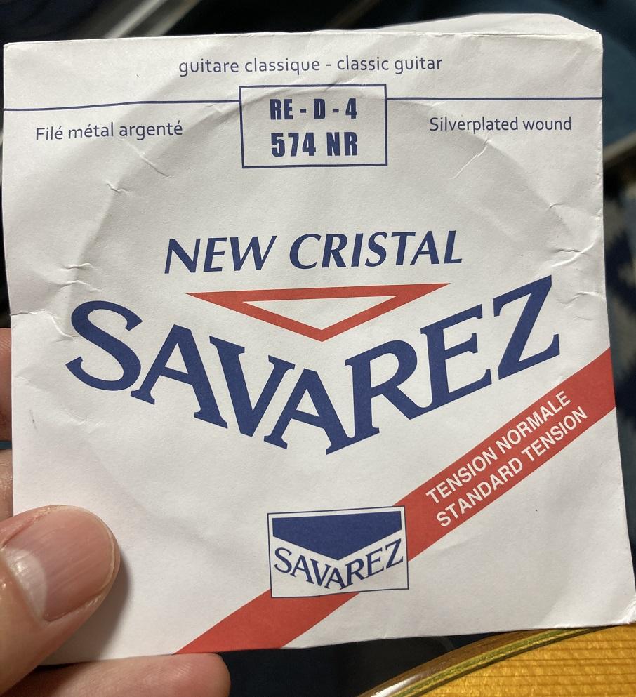 savarez new cristal
