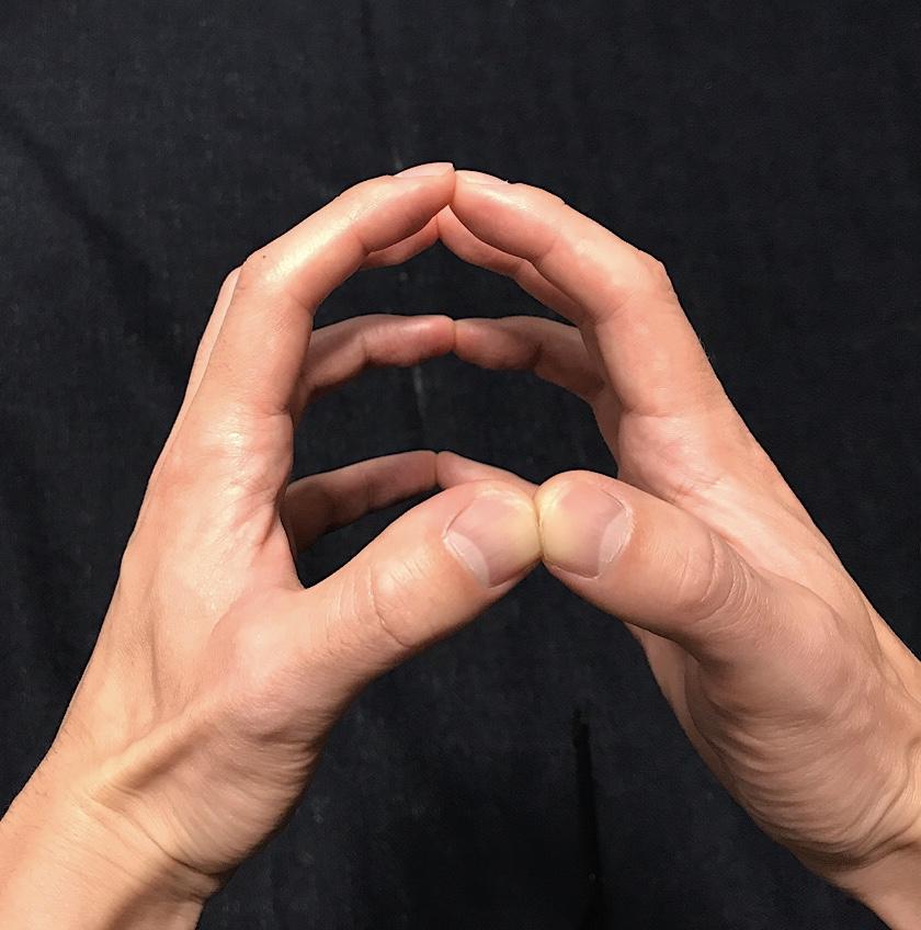 ギタリストのための薬指トレーニング
