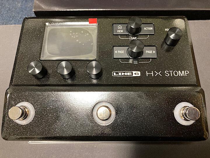 Line6 HX Stomp